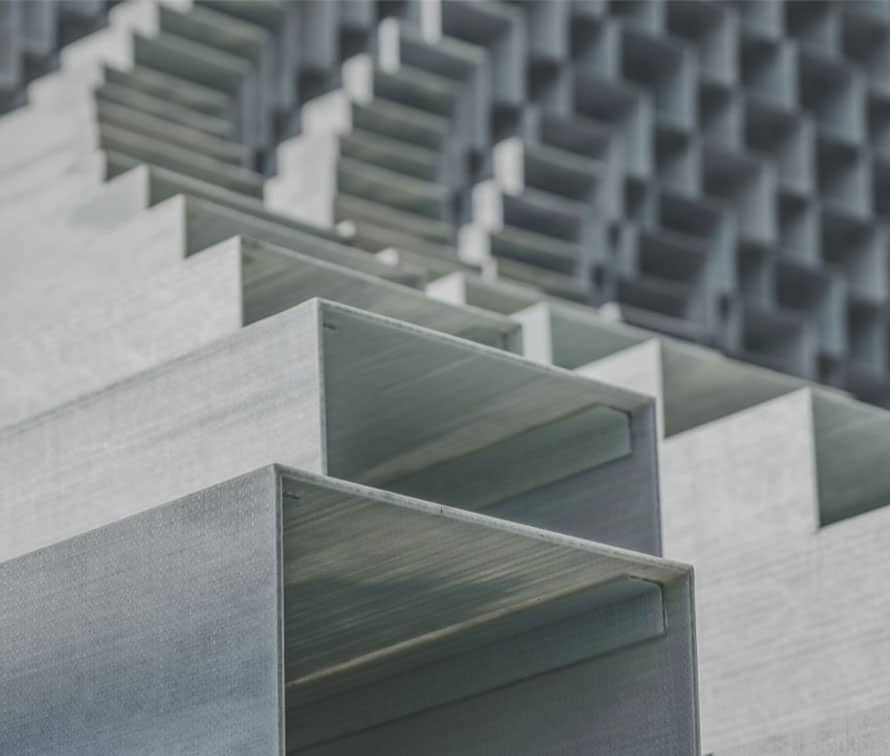Galvanized Steel Sheet Metal Fabrication
